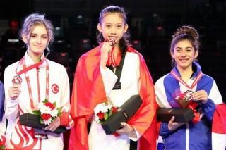 Thể thao Việt Nam đã có được 5 suất dự Olympic trẻ 2018