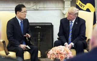 Phụ tá Tổng thống Hàn Quốc bí mật thăm Mỹ