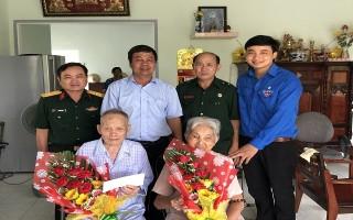 Châu Thành: Thăm cán bộ, chiến sĩ Điện Biên năm xưa