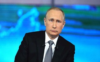 Nga sẽ không sửa hiến pháp