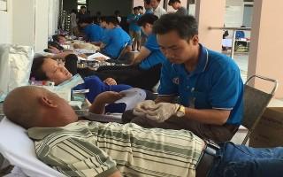 Tổ chức đợt hiến máu nhân đạo lần 2 năm 2018