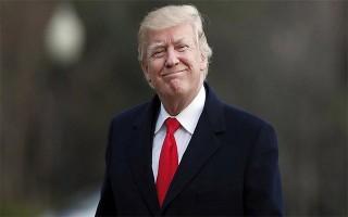 Tỷ lệ tín nhiệm dành cho ông Trump tăng vọt
