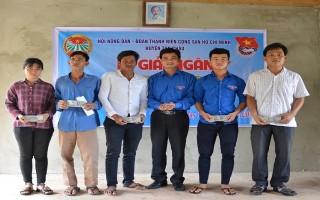 Hỗ trợ nông dân, thanh niên vay vốn phát triển kinh tế