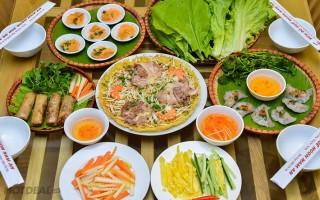 Xây dựng thương hiệu Huế - Kinh đô ẩm thực Việt