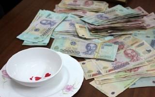 Bắt tụ điểm đánh bạc tại Bàu Đồn