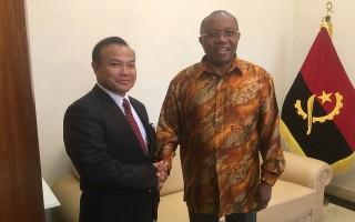 Việt Nam – Angola nỗ lực thúc đẩy kim ngạch thương mại song phương