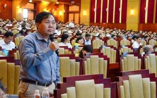 Tổ chức hội nghị chuyên đề tìm giải pháp nâng cao chỉ số PCI