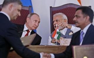 Nga, Ấn Độ tăng cường hợp tác