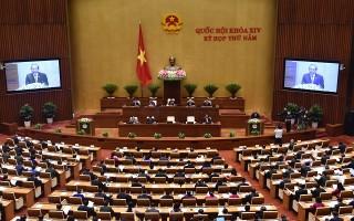 Ngày 25/5, Quốc hội thảo luận về KT-XH và ngân sách nhà nước