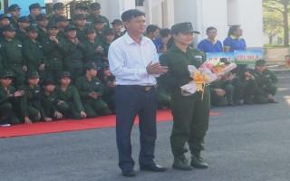 Xuất quân học kỳ trong quân đội 2018
