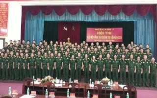 Bế mạc Hội thi cán bộ giảng dạy chính trị giỏi năm 2018: Sư đoàn Bộ binh 5 đạt giải nhất