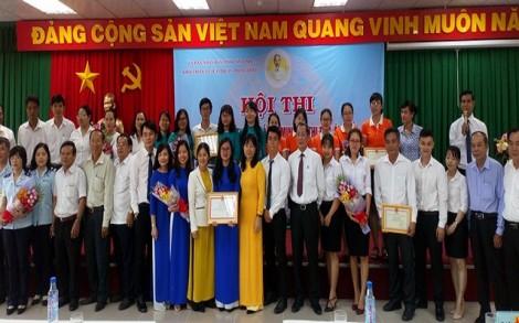 Các Khối thi đua tổ chức thi tìm hiểu tư tưởng Hồ Chí Minh về thi đua ái quốc