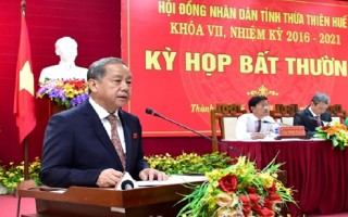 Đồng chí Phan Ngọc Thọ được bầu giữ chức Chủ tịch UBND tỉnh Thừa Thiên – Huế