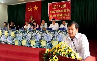 Đại biểu Hội đồng nhân dân các cấp tiếp xúc cử tri trước kỳ họp thứ 9