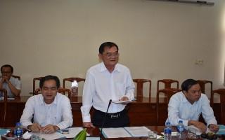 Liên minh HTX Việt Nam làm việc với Ban chỉ đạo đổi mới, phát triển kinh tế tập thể Tây Ninh