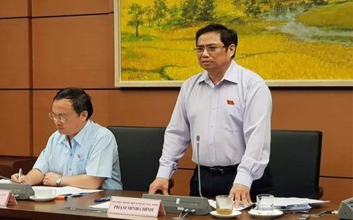 Ong Phạm Minh Chinh Cấp Ham Tướng Cho Gđ Cong An đừng Lam Tăng Tướng Bao Tay Ninh Online