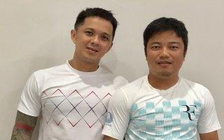 Cặp VĐV Hải Đăng Tây Ninh góp mặt trong trận chung kết đôi nam