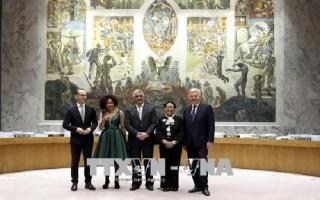 Liên Hợp Quốc bầu 5 nước ủy viên không thường trực mới