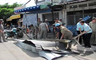 Chấn chỉnh tình trạng vi phạm hành lang an toàn đường bộ