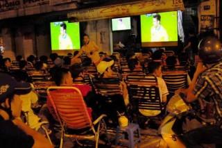 Các điểm cafe bóng đá không được phát World Cup nếu không xin phép VTV