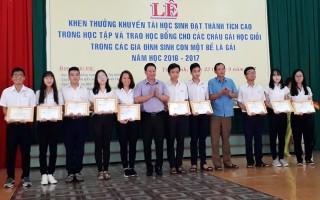 Thành lập Ban Tổ chức vận động gây quỹ khuyến học, khuyến tài tỉnh Tây Ninh