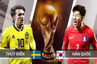 Thụy Điển 1-0 Hàn Quốc: VAR mang lại chiến thắng cho Thụy Điển