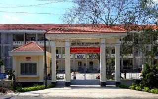Công nhận Trường THCS Thanh Phước đạt chuẩn quốc gia năm 2018