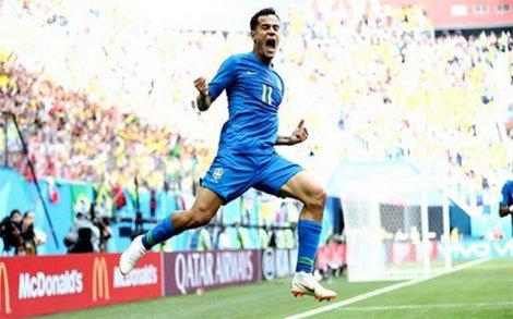 Brazil 2-0 Costa Rica: Chiến thắng nghẹt thở của Selecao