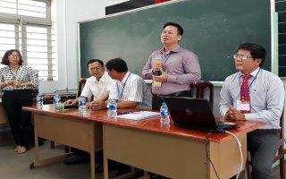 Lãnh đạo tỉnh thăm các điểm thi THPT Quốc gia năm 2018