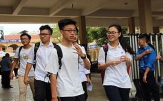 Đề thi, đáp án môn Toán mã đề 120 THPT Quốc gia 2018
