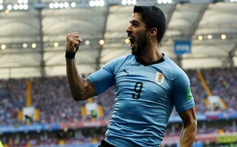 Nga 0-3 Uruguay, Ai Cập 1-1 Saudi Arabia: Suarez và Cavani lập công