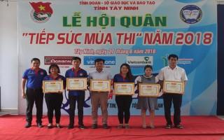 Hội quân Tiếp sức mùa thi năm 2018