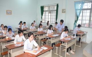 Tây Ninh có 159 thí sinh bỏ thi THPT quốc gia năm 2018