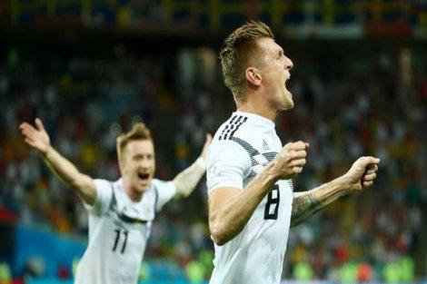 Lịch trực tiếp World Cup 2018 ngày 27/6: Đức, Brazil thẳng tiến