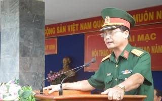 Khai mạc Hội thao Quốc phòng Tây Ninh
