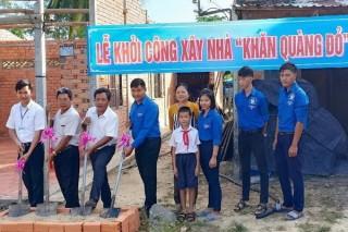 Xây tặng nhà cho gia đình 4 người bị ngộ độc nấm ở Phước Ninh