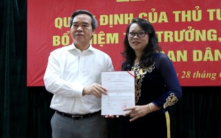 Công bố Quyết định bổ nhiệm Thứ trưởng, Phó Chủ nhiệm Ủy ban Dân tộc
