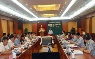 Đề nghị thi hành kỷ luật ông Nguyễn Bắc Son và Trương Minh Tuấn