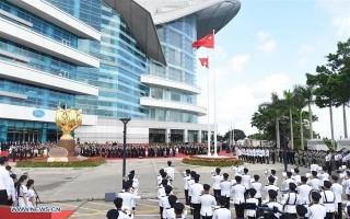 Hong Kong (Trung Quốc) kỷ niệm 21 năm thành lập Đặc khu