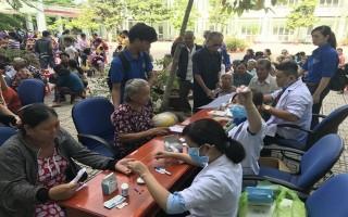 Khám bệnh miễn phí cho người dân TP.Tây Ninh