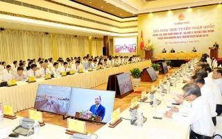 Phương hướng điều hành của Chính phủ 6 tháng cuối năm