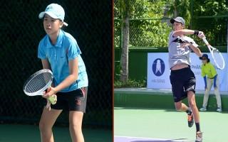 Hai cây vợt Tây Ninh vào chung kết