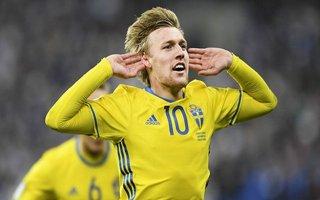 Trực tiếp Thụy Sỹ 0-1 Thụy Điển: Thụy Điển tiến vào tứ kết