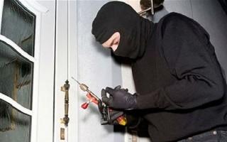 Trộm cắp tài sản gia tăng