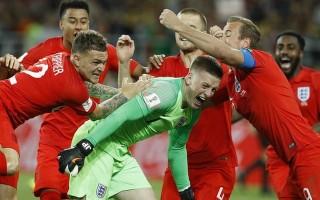 Xác định 4 cặp đấu tứ kết ở World Cup 2018