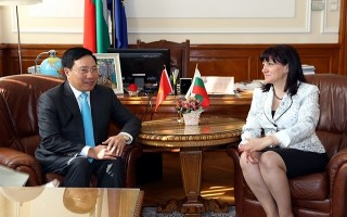 Việt Nam - Bulgaria: Đưa hợp tác kinh tế lên tầm cao mới