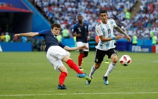 """Sao trẻ Pháp """"lên đời"""" nhờ siêu phẩm World Cup"""