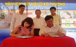 Kết nối giao thương giữa Bà Rịa Vũng Tàu và Tây Ninh