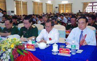 Bộ Quốc phòng: Tổng kết 10 năm công tác Hậu cần thực hiện Nghị quyết 28