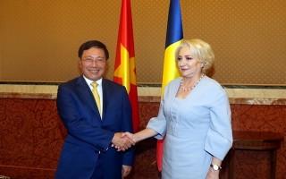 Việt Nam đã và đang là đối tác quan trọng của Romania tại châu Á